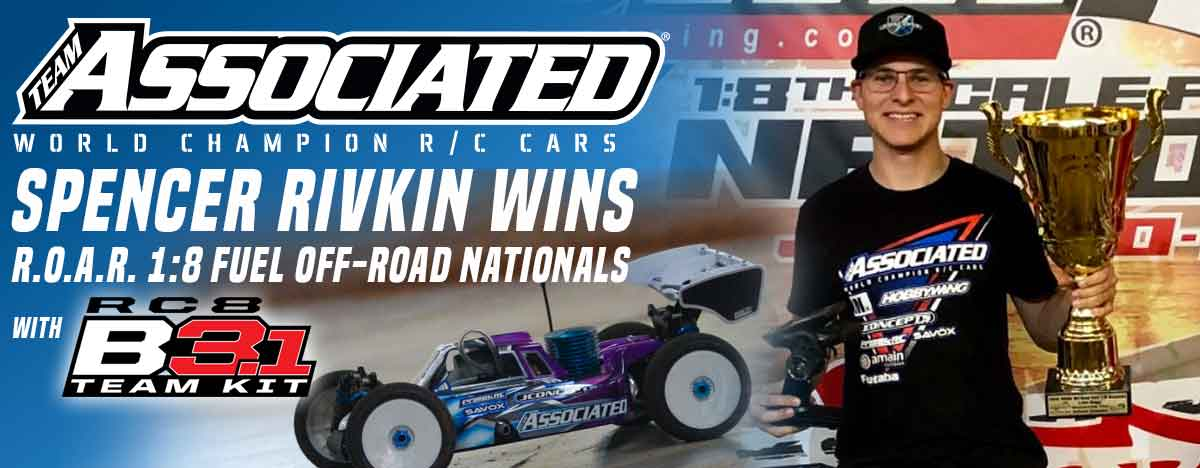 Spencer Rivkin wins 2019 8th ROAR Nationals
