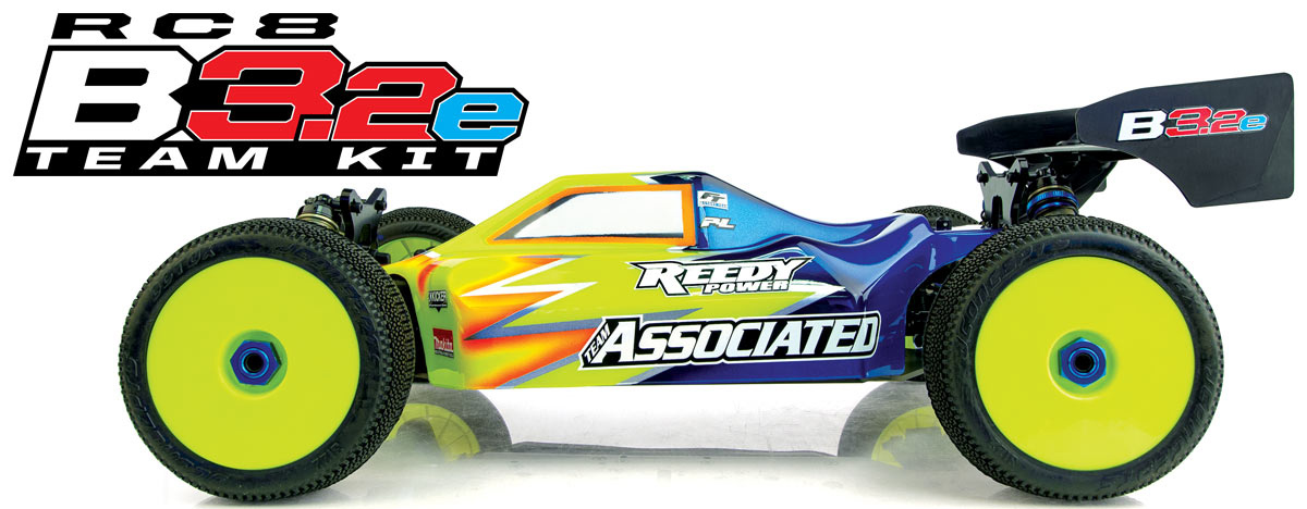 RC8B3.2e Team Kit