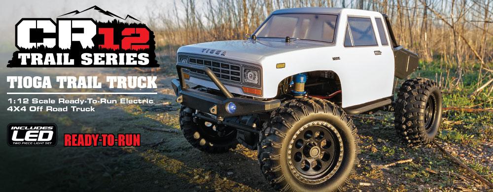 CR12 Tioga Trail Truck