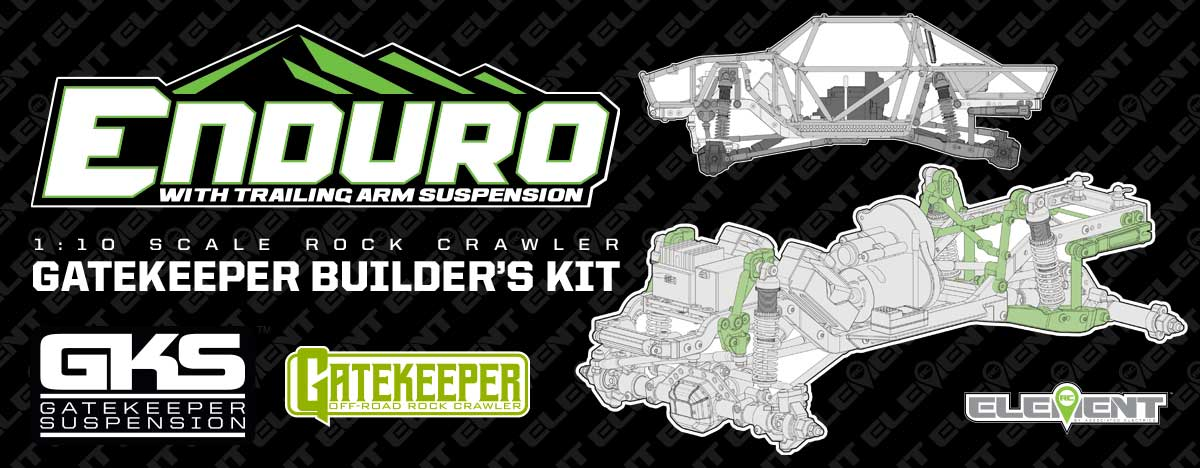 Enduro Gatekeeper Builder's Kit