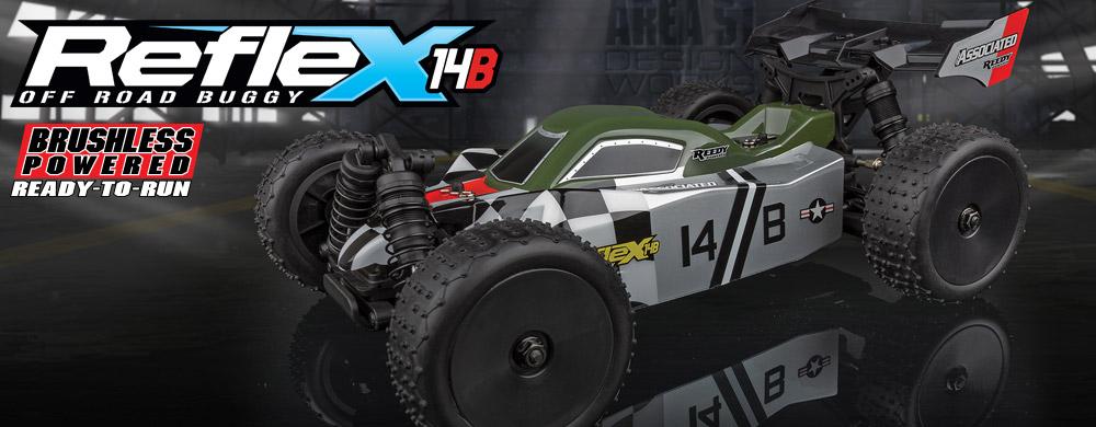 REFLEX 14B Buggy RTR