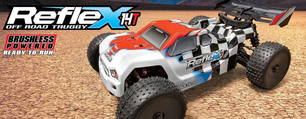 REFLEX 14T Truggy RTR
