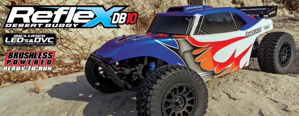 REFLEX DB10 RTR Desert Buggy