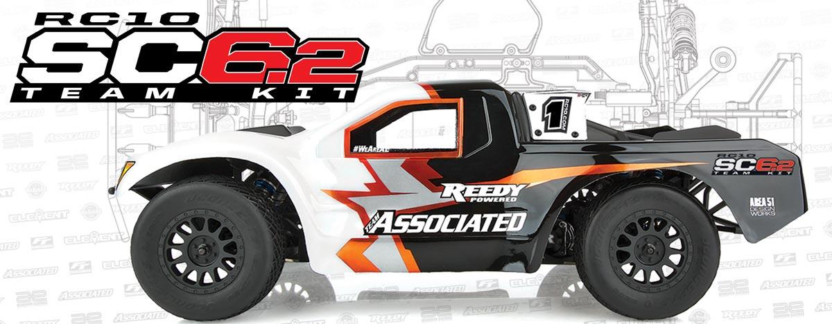 RC10SC6.2 Team Kit