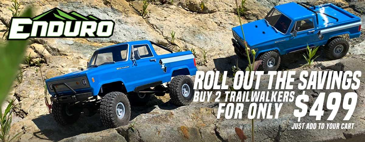 Trailwalker Buy2