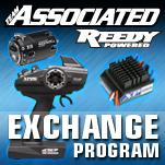Team Associated and Reedy Exchange Program