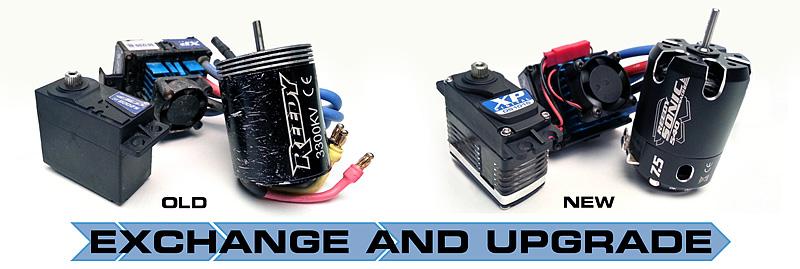 Exchange and Upgrade